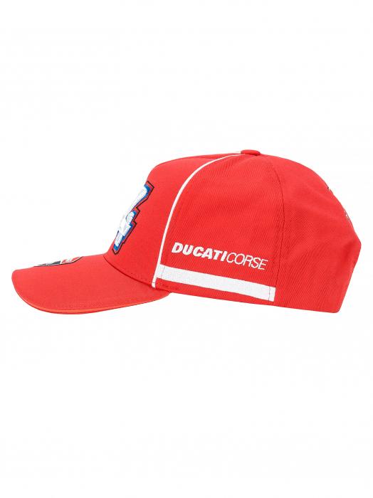 Cap Andrea Dovizioso - Ducati Dual
