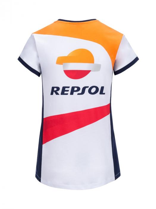 Camiseta mujer Repsol Dual - Marquez 93