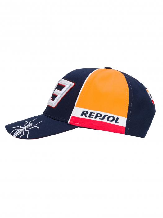 Cappello Marc Marquez - Repsol Dual