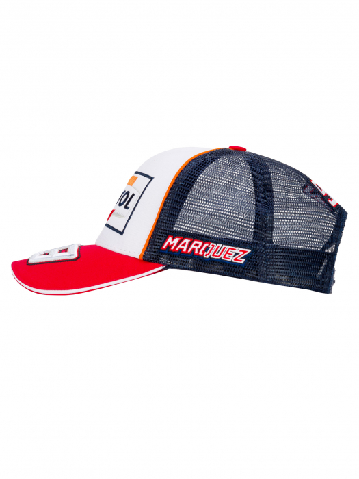 Casquette trucker Marc Marquez - Repsol Dual