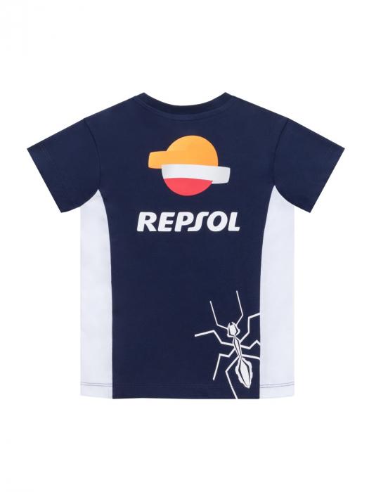 T-shirt da bambino Marc Marquez - Repsol Dual