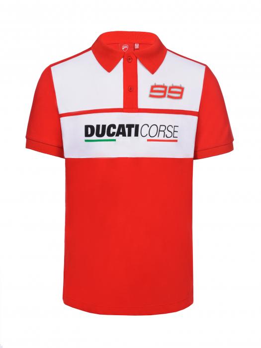 Polo Jorge Lorenzo - Ducati Dual