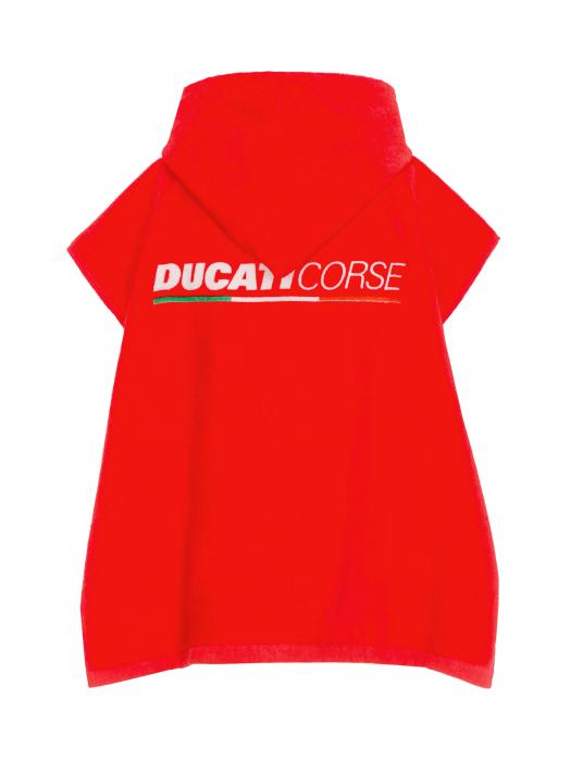 Accappatoio da bambino Ducati Corse - Poncho