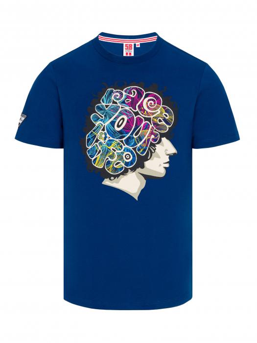 T-shirt Marco Simoncelli - Fluo