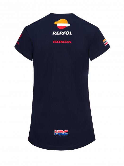 T-shirt Woman Repsol Honda