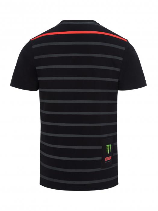 T-shirt Jorge Lorenzo Monster Dual - Stripes