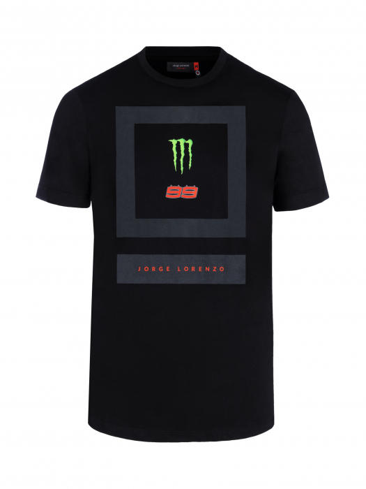 T-shirt Jorge Lorenzo - Monster Dual - Box