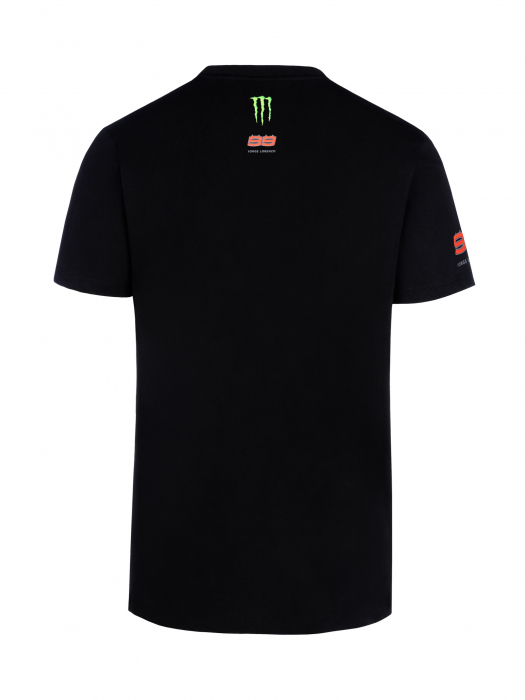 T-shirt Jorge Lorenzo - Monster Dual - Por Fuera