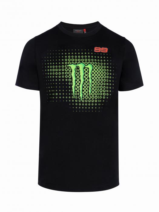 T-shirt Jorge Lorenzo - Monster Dual - Green Style