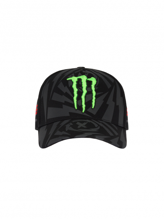 Gorra Jorge Lorenzo Monster Dual - Por Fuera