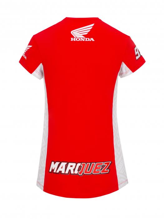 Camiseta mujer Marc Marquez Honda Dual