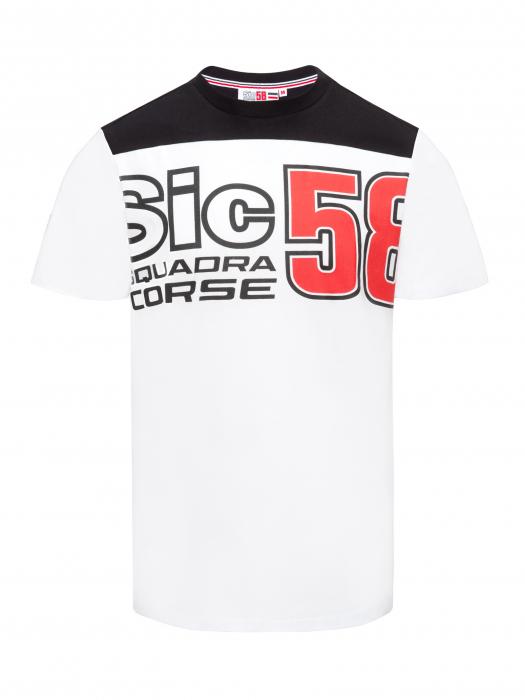 T-shirt Sic58 Squadra Corse
