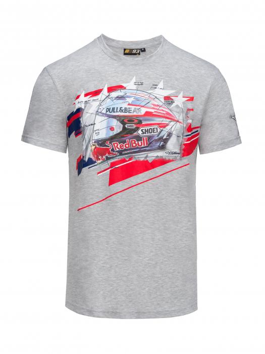 T-shirt Marc Marquez Special Edition Austin