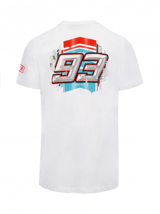 T-shirt Marc Marquez - Special Edition Barcelona
