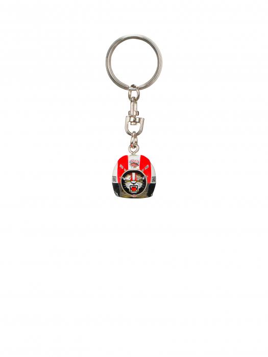 Keyring Marco Simoncelli - Helmet