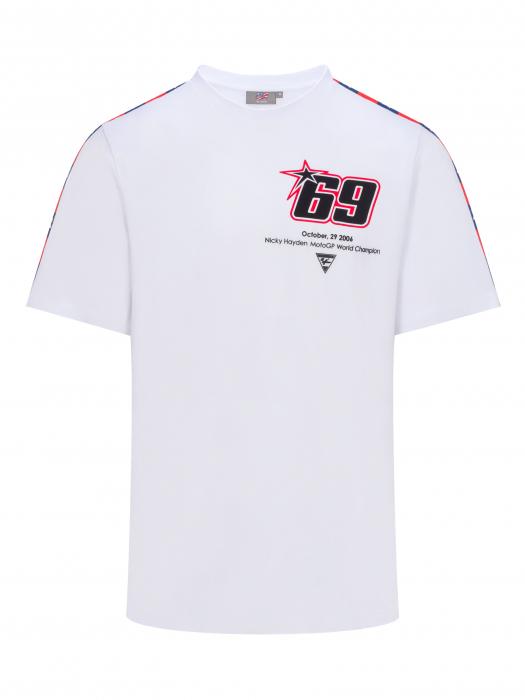 T-shirt Nicky Hayden - Motors of America