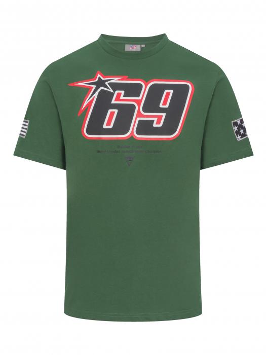 T-shirt Nicky Hayden - 69