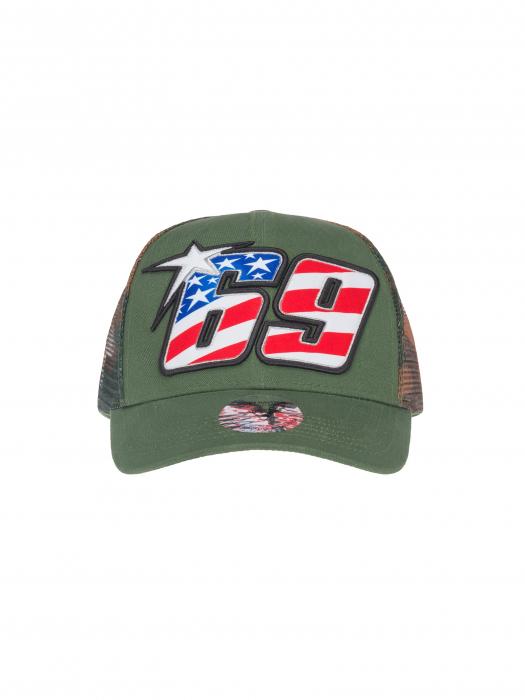 Cap Trucker Nicky Hayden