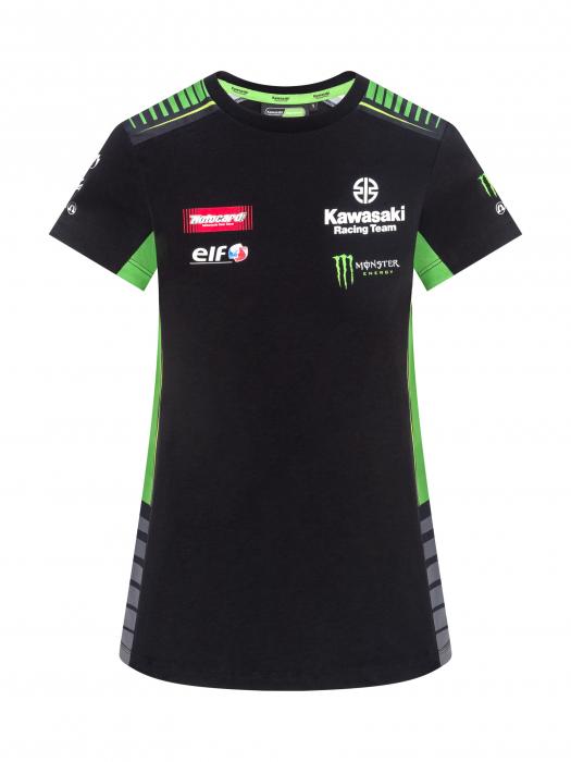 Kawasaki Racing Team Women S T Shirt Replica