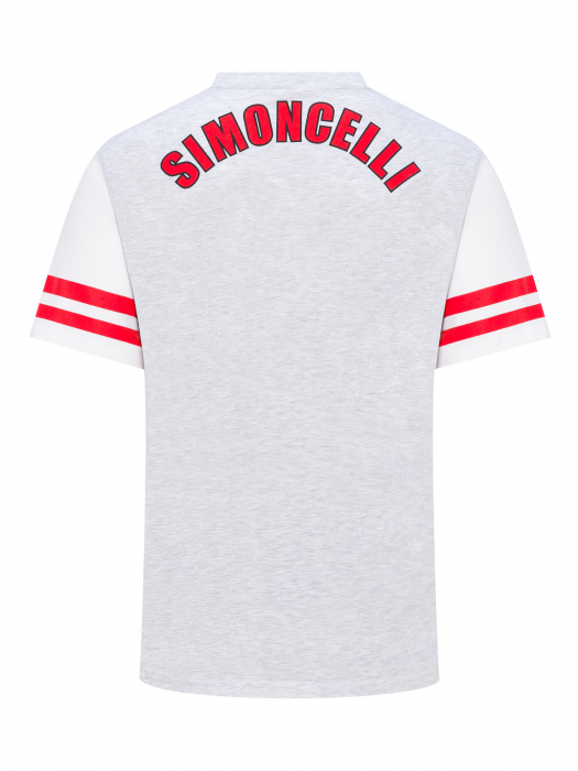 T-shirt Marco Simoncelli - 58 melange