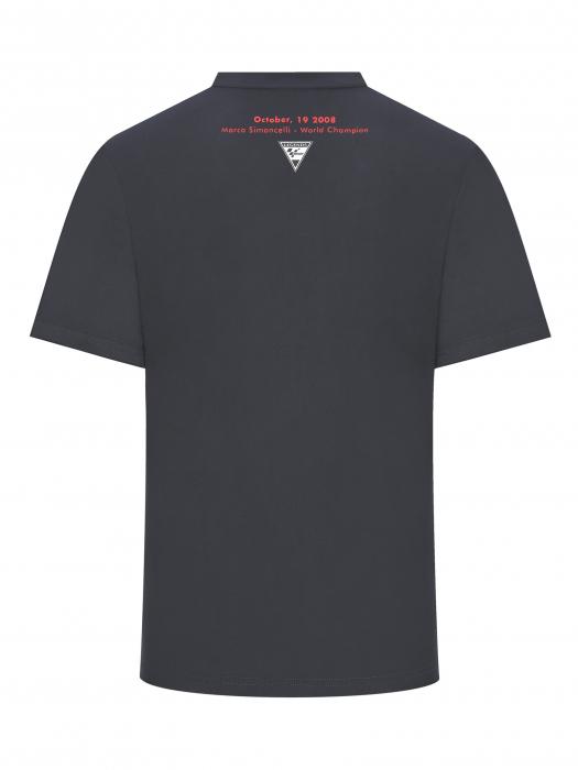 T-shirt Marco Simoncelli - Flock