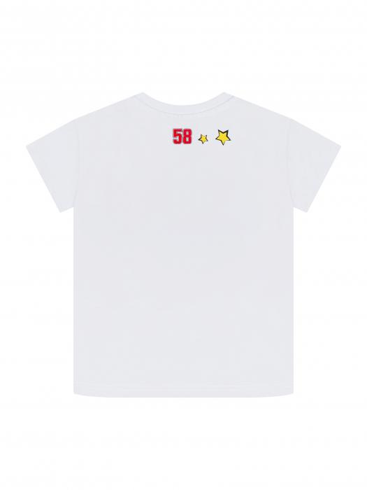 T-shirt enfants Marco Simoncelli - SuperSic