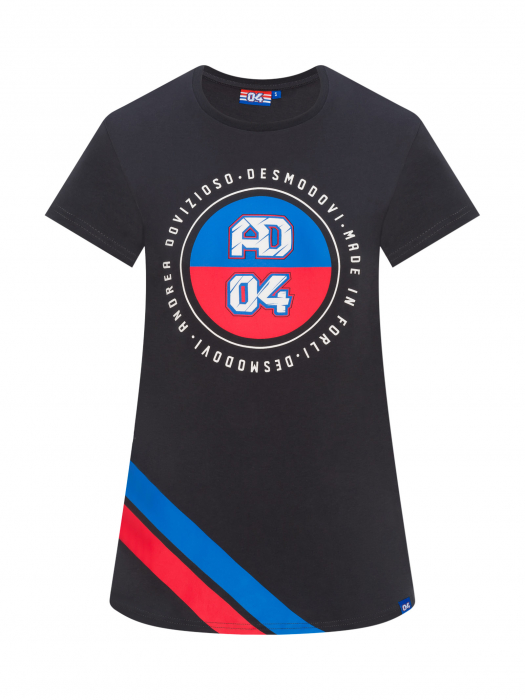 T-shirt femme Andrea Dovizioso - AD 04