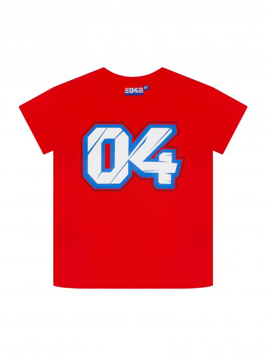 T-shirt enfant Andrea Dovizioso - 04