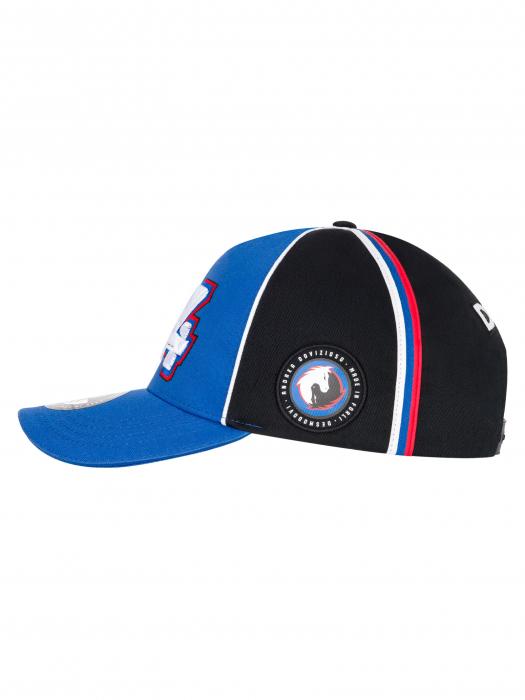 Gorra Andrea Dovizioso - 04 Azul