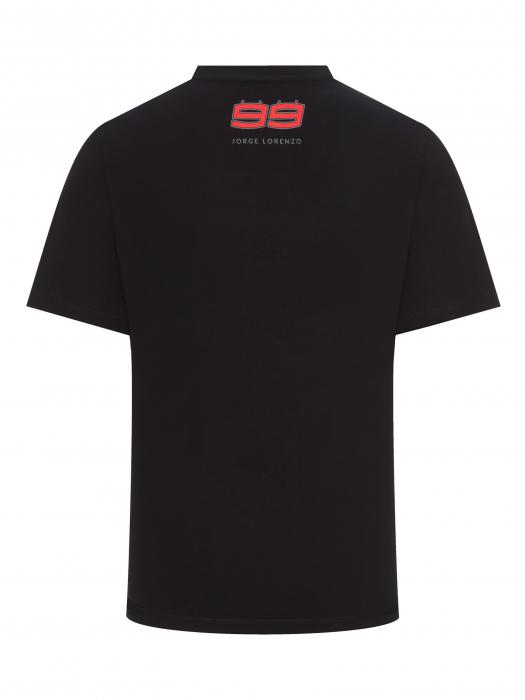 T-shirt Jorge Lorenzo - Spartan Helmet