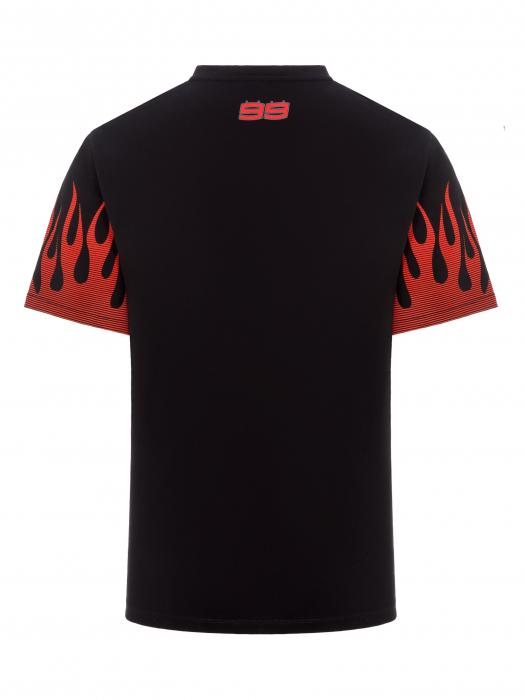 T-shirt Jorge Lorenzo - Flames 99