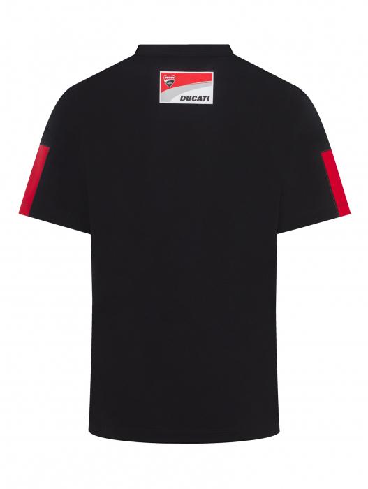 T-shirt Ducati Corse - contrast yoke
