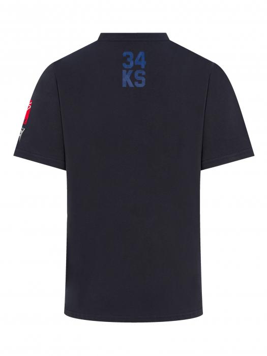 T-shirt Kevin Schwantz - Flag