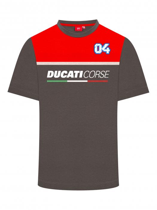 T-shirt Andrea Dovizioso Ducati Dual