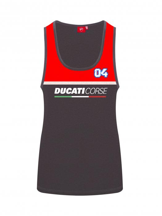 Top mujer Andrea Dovizioso Ducati Dual