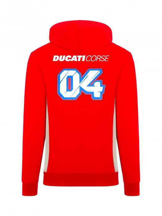 Sweat Andrea Dovizioso Ducati Dual 04