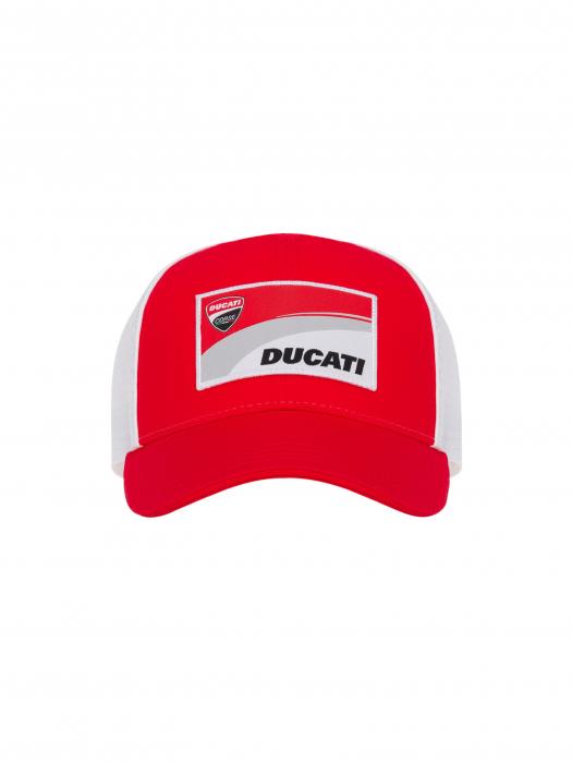 Gorra Ducati Corse -  Baseball Trucker