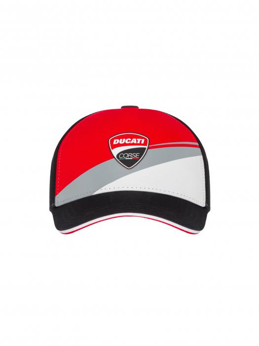 Gorra Ducati Corse - Ducati color