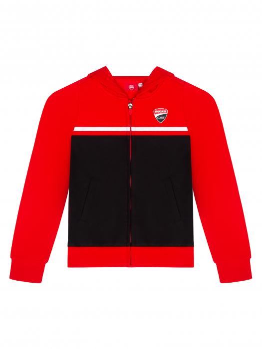 Kids hoodie Ducati Corse - Mascotte