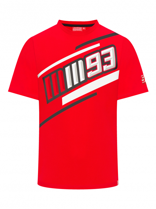Marc Marquez T-shirt - 93 Ant - Res