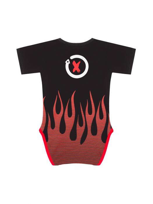 Jersey bebé Jorge Lorenzo - Flames