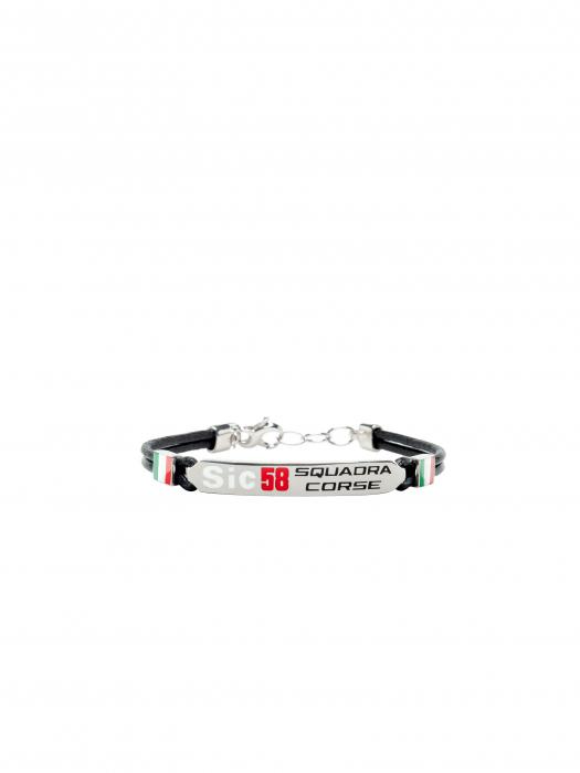 Bracelet en édition limitée - Sic58 Squadra Corse