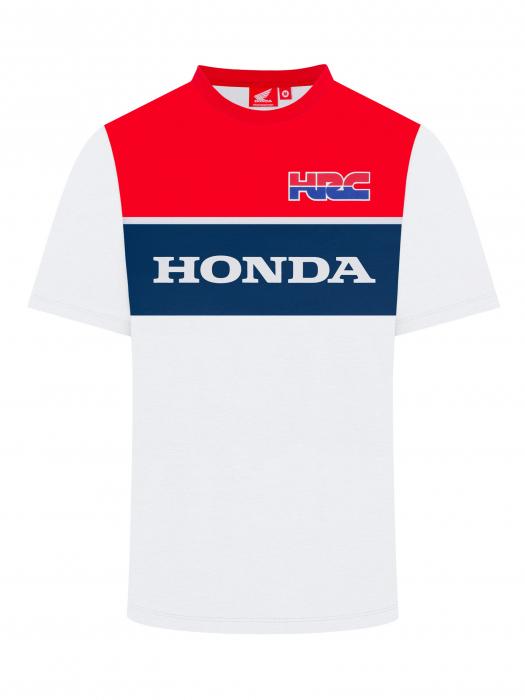 Camiseta Honda HRC - Inserto blanco