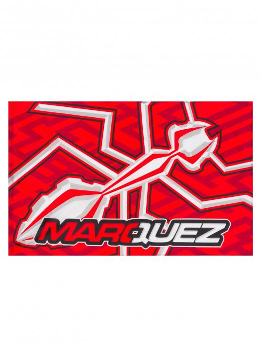 Bandera Marc Marquez - Hormiga Marquez