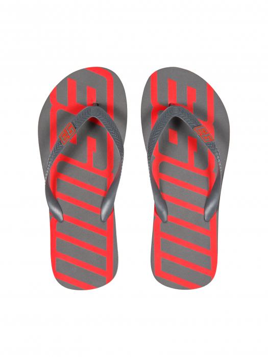 Marc Marquez flip flops 93