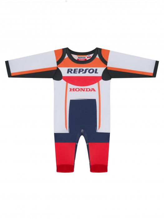 Tutina neonato Repsol Honda