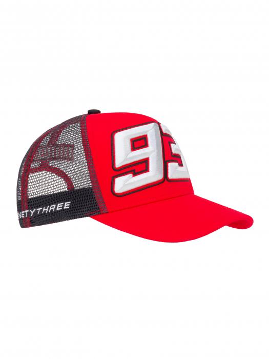 Casquette Marc Marquez - trucker 93