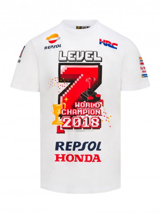 #7LEVEL WORLD CHAMPION T-SHIRT