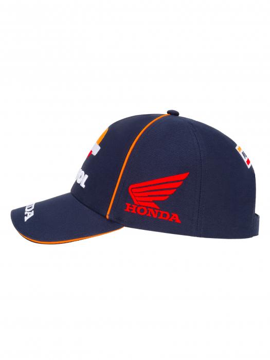 Repsol Honda Cap - Blue