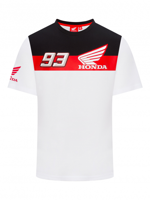T-shirt Marc Marquez Honda Dual - 93